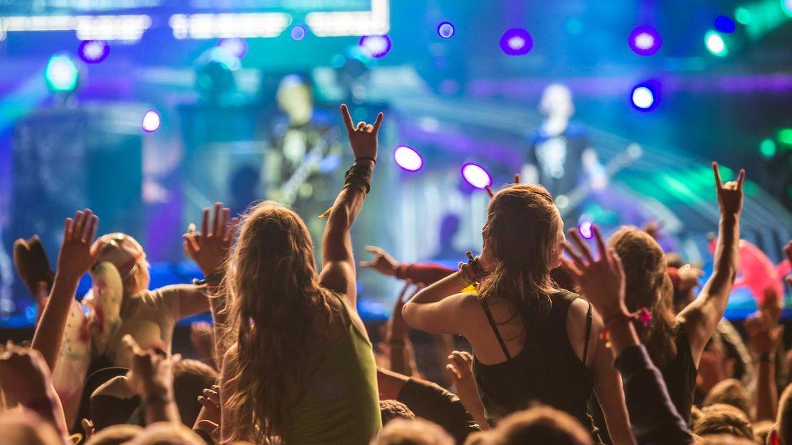 Musikfestival Begleitung